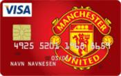 Manchester United Visa kredittkort