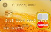 GE Money Bank MasterCard Gold kredittkort
