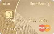 Sparebank1 Gold MasterCard kredittkort