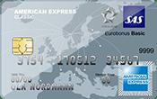 SAS EuroBonus Classic American Express Card kredittkort